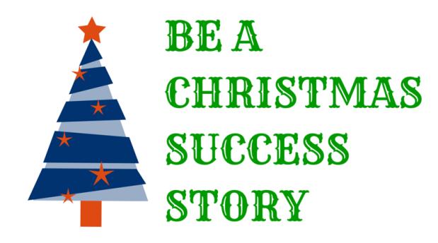 Be a success at christmas